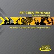 AKT Safety Workshops - AKT Productions