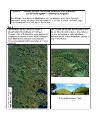 Les différents systèmes volcaniques malgaches - svt - académie de ...