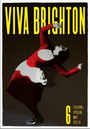 Issue 6 - Viva Brighton