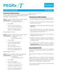 PEGRx HT Fundamentals HR2-086 (pg 1) - Hampton Research