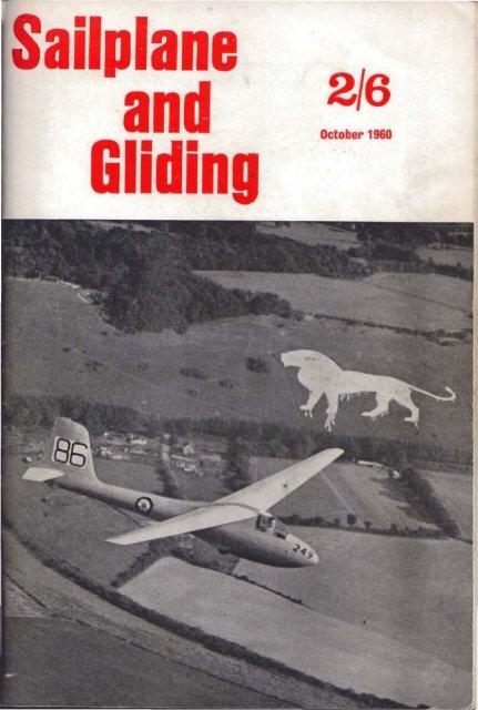 Volume 11 No 5 Oct 1960 Pdf Lakes Gliding Club
