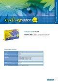 Catalogue Lentilles de contact 2009 - techno-lens sa - Page 5