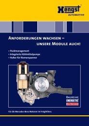 179.6 KByte, PDF - Hengst GmbH & Co. KG