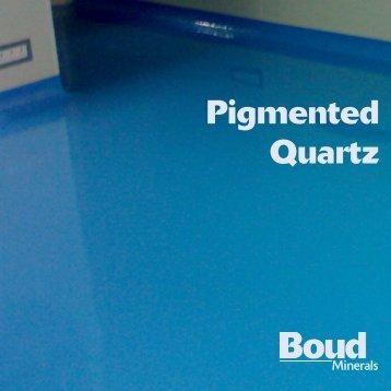 Pigmented Quartz - Farbeundlack.de