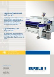 ' liquid coating anlage lfc ' liquid coating line lfc - Marabu