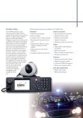 TGR990 TETRA mobile radio, gateway and ... - Entropia Network - Page 3