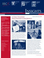Insights - IECA