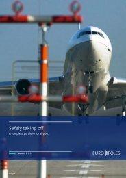 Brochure airport - Europoles