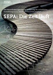SEPA: Die Zeit läuft - solutionproviders