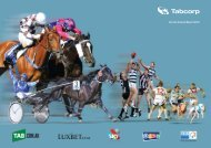 Full Concise Annual Report - Tabcorp