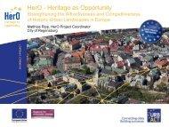 EAHTR symposium_HerO.. - European Association of Historic ...