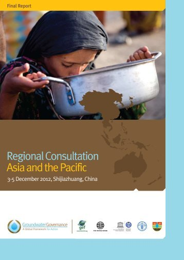Regional Report - Asia and the Pacific - Groundwater Governance