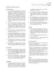 Richtlinien für Buch-Autoren