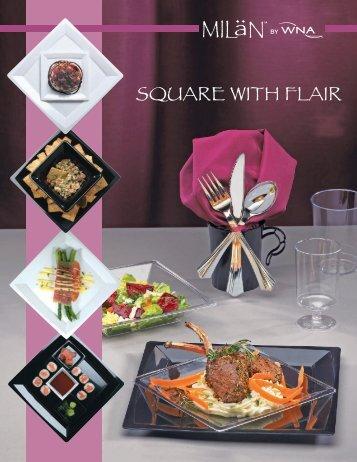 Milan™ Dinnerware - WNA