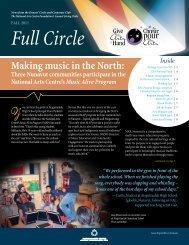 Full Circle - National Arts Centre