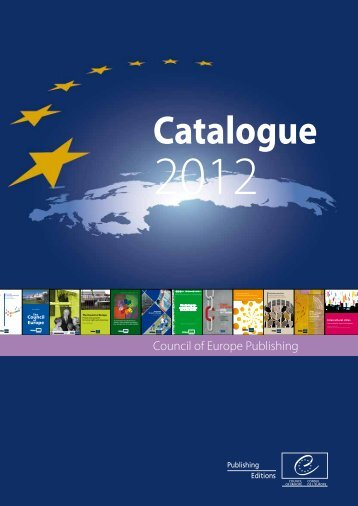 Council of Europe 2012 - Renouf Publishing Co. Ltd.