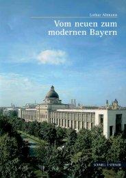 Landtag Senat - Vom neuen zum modernen Bayern