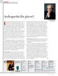 Hur blir den nyA sKolAn? - Page 2