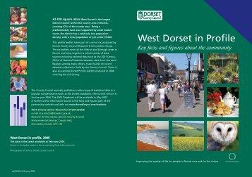 dd 02556 W Dorset in Profie - Dorsetforyou.com