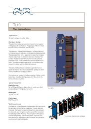 TL10 - Plate heat exchanger - Alfa Laval