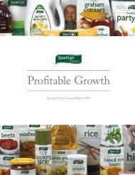 2008 Annual Report - SPTN   Spartan Stores News - Investors ...