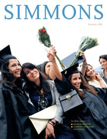 Summer 2010 - Simmons College