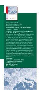 Internationales Handbuch der Berufsbildung - Seite 2