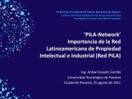 Tema 03 Seminario FIL-2011 - Anibal - Red PILA - Ministerio de ...