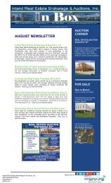 News - The Inland Real Estate Group of Companies, Inc.