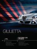 PREISLISTE Alfa Romeo Giulietta - Seite 2