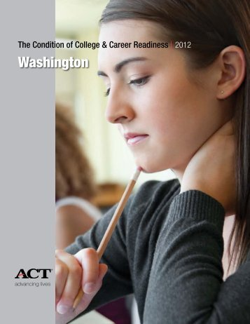 Washington: The Condition of College Career Readiness