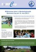 beim 5. Montanhydraulik Business-Cup am 15. Juni 2013 - Mbcup.de - Seite 2