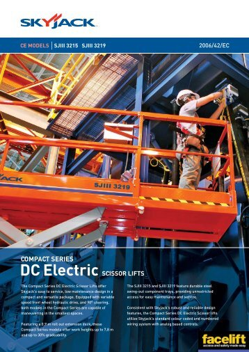 Electrics CE.indd - Nationwide Access