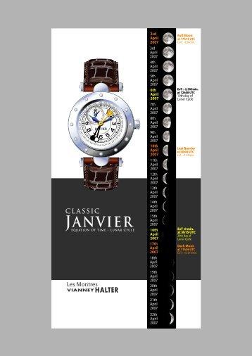 JANVIER - TimeZone