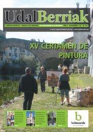 Udalberriak 142-Castellano.pdf - Ayuntamiento de Balmaseda