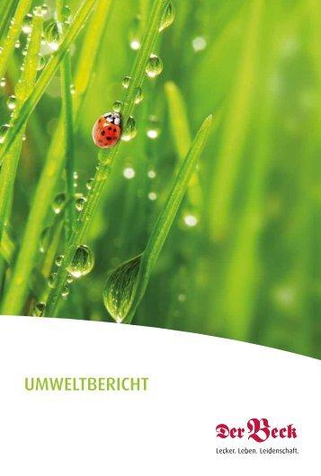UmweltBeRicHt - Der Beck