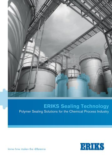 ERIKS Sealing Technology - Eriks UK