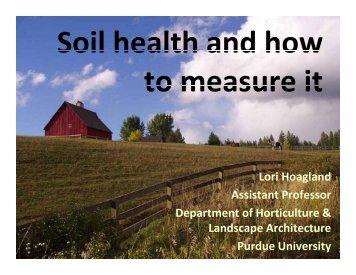 Hoagland_ppt - Purdue Agriculture - Purdue University