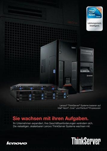 Sie wachsen mit ihren Aufgaben. - Tintrup Computer GmbH