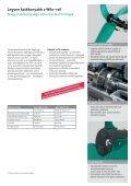 Nagy hatékonyságú megoldások a szennyvízelvezetés ... - Page 7