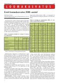 Eesti loomakasvatus 2008. aastal - Tõuloomakasvatus - Page 4