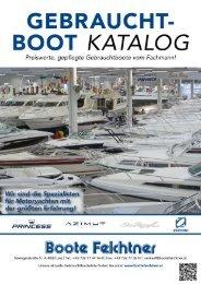 verkauft - Boote Feichtner