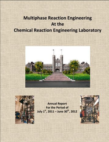 Anual Report - CREL - Washington University in St. Louis
