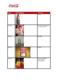 NICK FOTOGRAFÍA TÍTULO - Coca-Cola