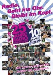 25 Jahre Radio Euroherz in und aus Hof - Kanal8.de