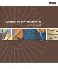 Ledelses- og styringsgrundlag for Region Midtjylland