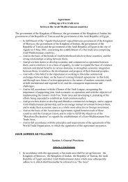 Agadir Agreement