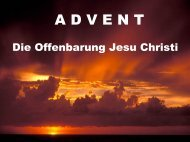 Die Offenbarung Jesu Christi - EFG Hemsbach