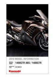 1400GTR ABS / 1400GTR