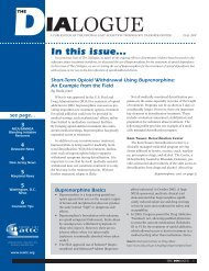 In this issue - the ATTC Network
